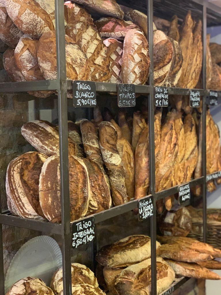 pan recien hecho riquisimo y economico