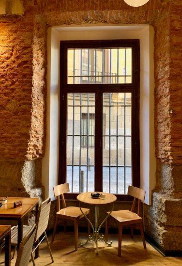 Nuestra ventana a Calle del Espejo